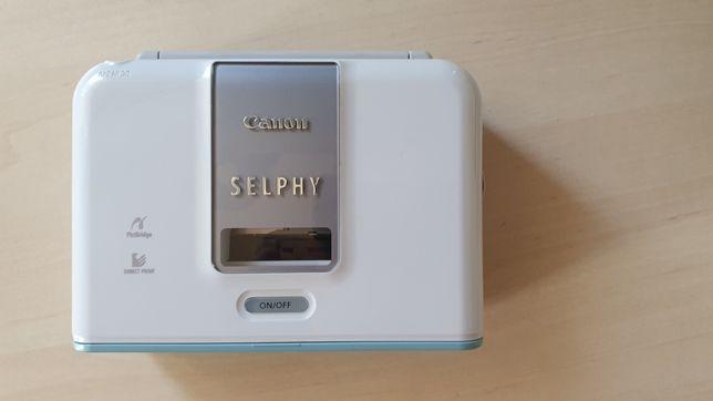 Imprimanta foto canon selphi