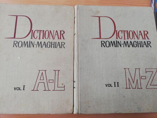 Dictionar Roman-Maghiar