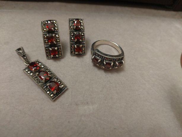 Продаю набор серебро