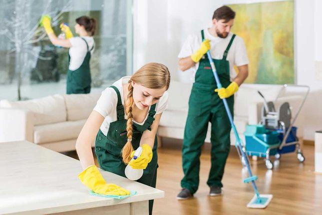 Curatenie la domiciliu/birouri/spatii comerciale