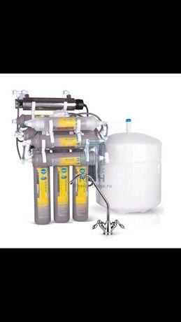 Очиститель фильтр для воды блю фильтр