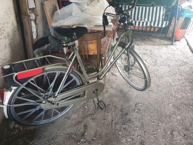 Vand bicicleta sachs cu motor