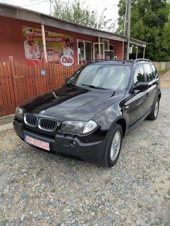 BMW X3 2.0d 150CP Manual Variante