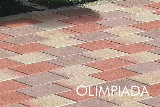 Pavele pavaje model RETTANGO Olimpiada Prod pavele-garduri.ro