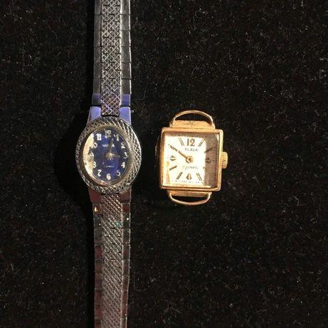 Старинные часы времён СССР