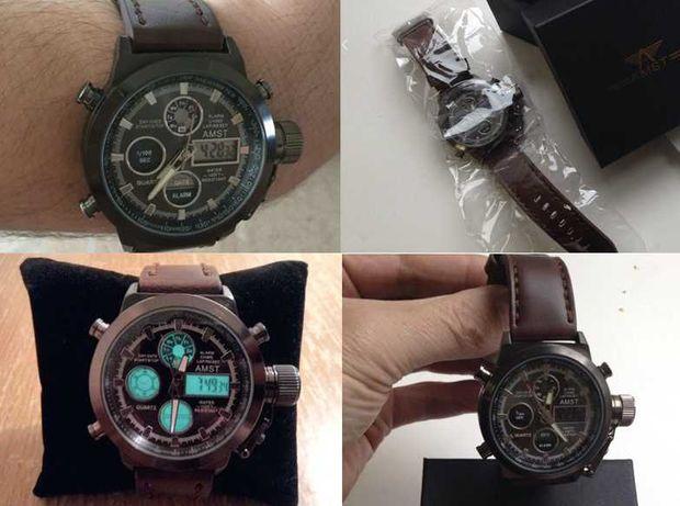 Оригинальные армейские часы Amst