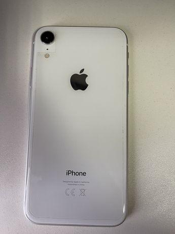 Продаю телефон  Iphone XR 64 гигабайта белый
