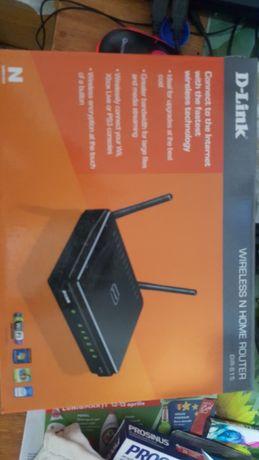 Router Wriless D-link DIR-615