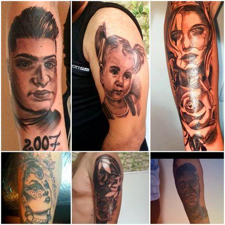 Studio Design Style Family Tattoo