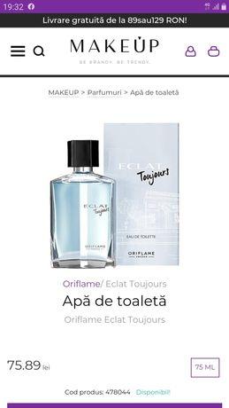 Parfum apa de toaleta