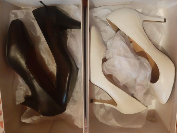 Vând pantofi damă din piele