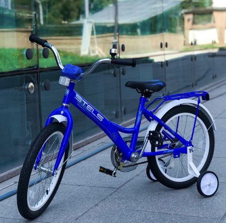 Велосипед Детский Велик Россия качественный от 4 лет до 6 ти