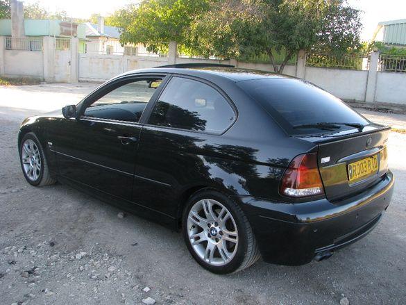БМВ / BMW 325ti / компакт/ M pack / 6 скорости на части