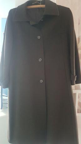 Palton stofa maro