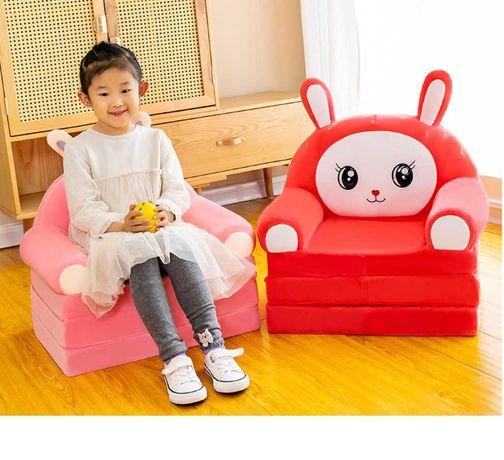 Новый Baby Кресло Диван Кровать Для Девочек и Мальчиков Складной