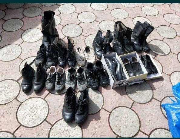Продается обувь. В хорошем состояний