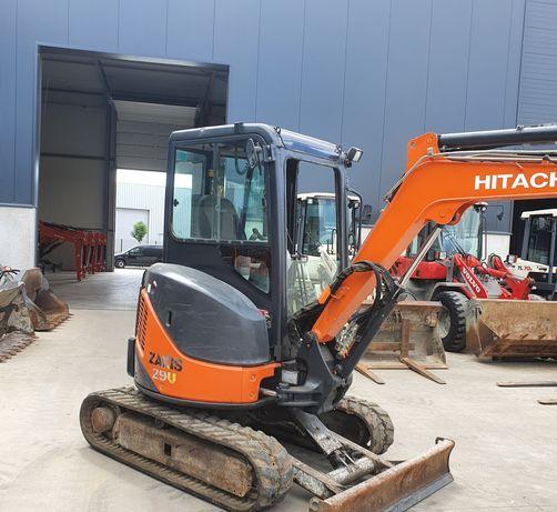 Excavator Hitachi 29 U 3 tone 2013 Clima.