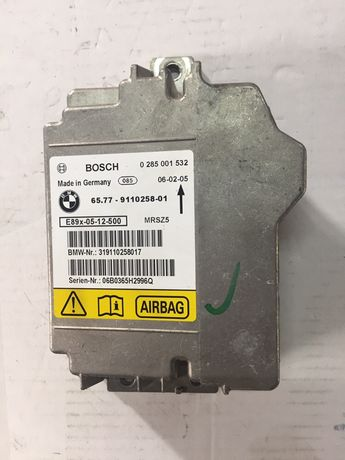 Calculator airbag, Bmw E90
