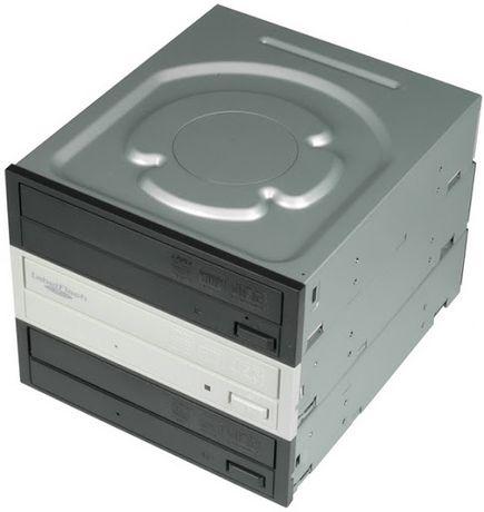 Приводы DVD-RW (для компьютеров).