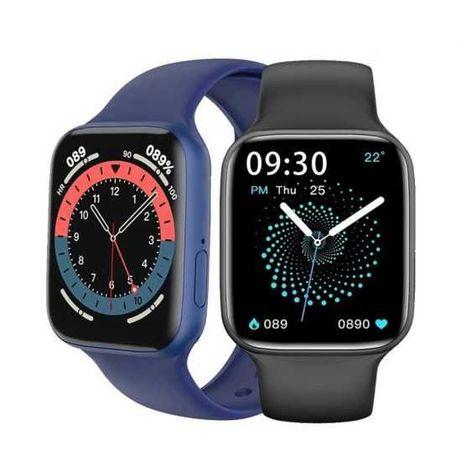Смарт часовник HX68+ , Спортна фитнес гривна, Apple 6 Smart iWatch