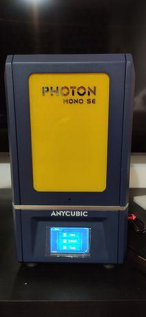 Imprimanta 3D rășină UV Anycubic Photon Mono SE