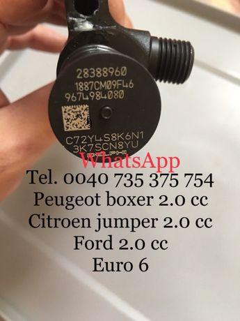Injector injectoare citroen jumper Peugeot boxer Ford 2.0 euro 6 nou