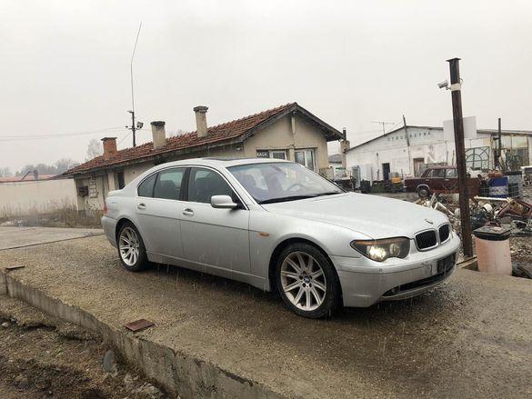 БМВ Е65, 730д, 218кс НА ЧАСТИ (BMW E65, 730d, 218hp na chasti)