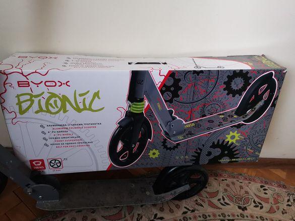Тротинетка Byox Bionic