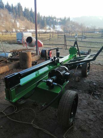 despicator de lemne de la 15 la 35 tone