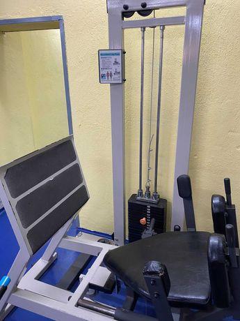 Лег преса Gym 80 - хоризонтална