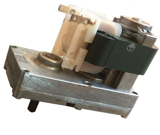 Motor reductor snek, centrale peleti,2 rpm ax 8,5mm