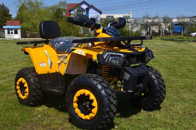 Atv Quablor RS MAXIS 200 cc  OffRoad Deluxe Full Led