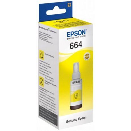 Чернила Epson L300_L350_L355_L555_L366_L382_L386 T6644 (C13T66444A)