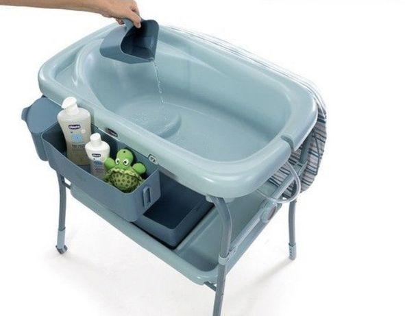 Пеленальный столик и ванночка