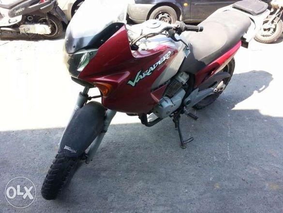 Мотоциклет,скутер Хонда Варадеро( Honda Varadero) 250 на части