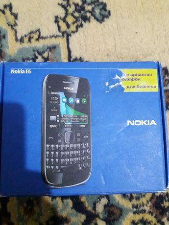 Nokia E6 телефон