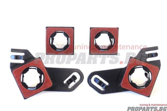 Стойки за паркинг сензори за M Техник броня за BMW e60 5er 07-10 LCI