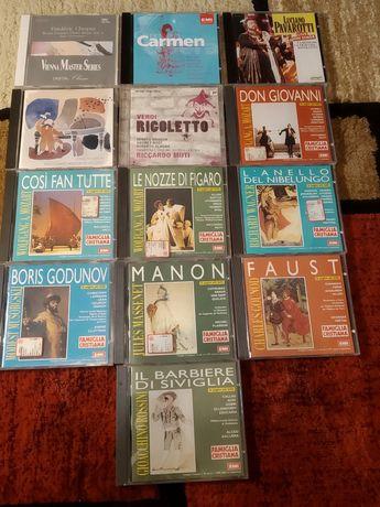 Colecție cd opera