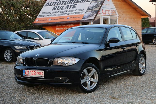 BMW Seria 1 Facelift / 128.000 Km / Rate Auto Fara Avans