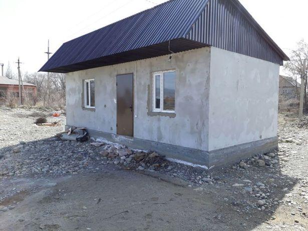 Продам участок с времянкой в Талдыкоргане,Акбастау