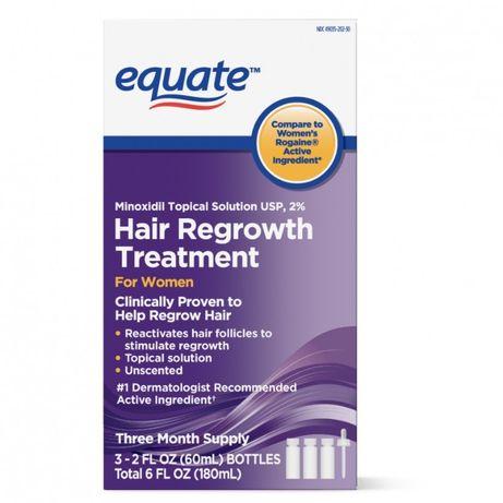 Миноксидил для роста волос,для женщин 2% с США