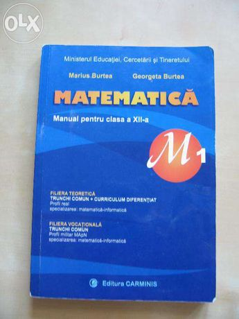 Culegere Matematica (pentru liceu)