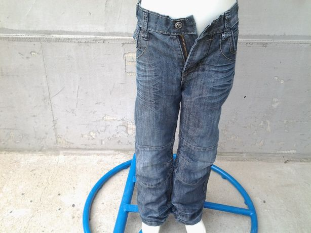 Blue Denim - pantaloni jeans copii 5 - 6 ani