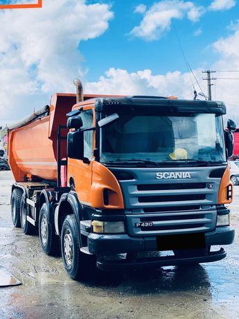 Vand camion 8x4