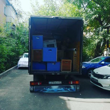 Переезд грузоперевозки  из Алматы в Россию