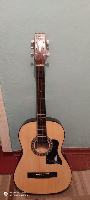 Продаётся гитара Байзак - изображение 1