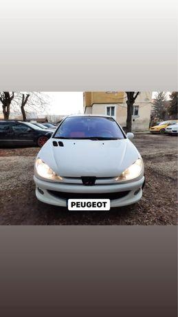Peugeot 206 1,4 HDI (Euro 4)