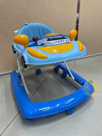 Детские ходунки DL818 доставка по Алматы и КЗ бесплатно