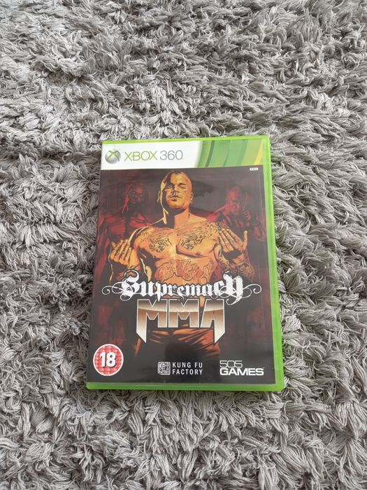 Joc/jocuri Supremacy MMA Xbox360 original Bucuresti - imagine 1