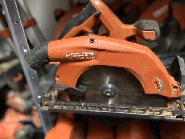 Hilti scw 70 a22 circular pe baterie taiat lemn osb tego cofrag bosch